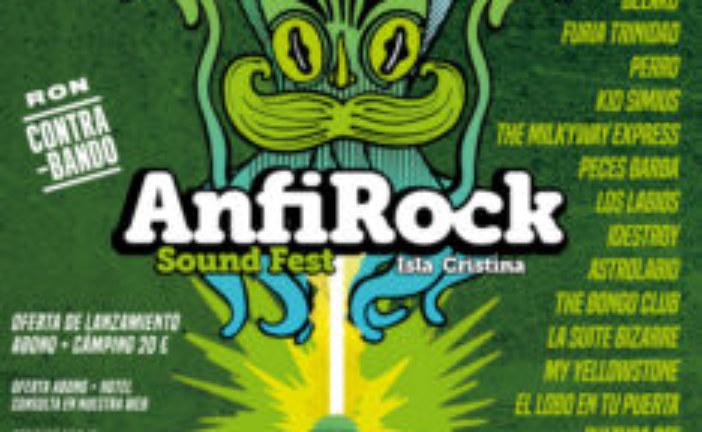 """Anfi Rock Isla Cristina """"Todo un lujo a su alcance"""""""