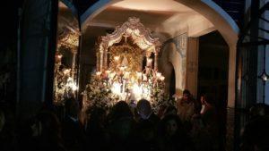 Salve y Sabatina de la Hermandad del Rocío de Isla Cristina este fin de semana