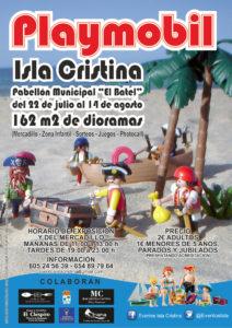Los Clicks de Playmobil veranean en Isla Cristina
