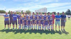 La Selección Infantil Onubense Campeona del Torneio Jovens Promessas 2016