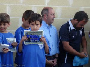 Imágenes de la Clausura de las Categorías Inferiores del Isla Cristina FC