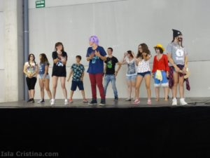 "Buena acogida del festival ""Mangaland"" celebrado en Isla Cristina"