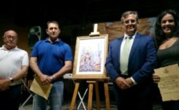 Manuel Jesús Aguilera ganador del Concurso de Fotografías de la Hermandad de Nuestra Señora del Carmen