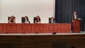 Clausura del curso Aula de la Experiencia de la UHU pertenecientes a las Sedes en Huelva y provincia.