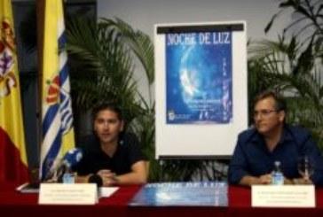 Presentada en Isla Cristina la II Edición de la Noche de Luz