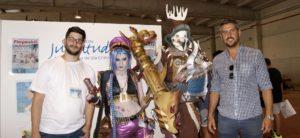 Arranca el IV Salón del Cómic 'Mangaland' en Isla Cristina