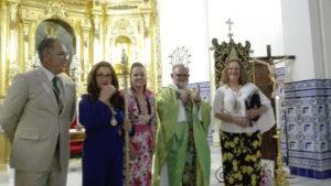 Ana Jiménez y Esperanza Fernádez, Hermanas Mayores para la Romería 2017