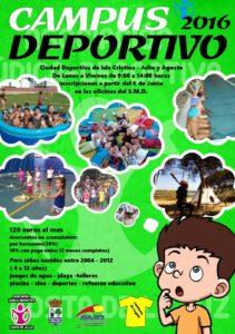 Magnifico Campus Deportivo en Isla Cristina