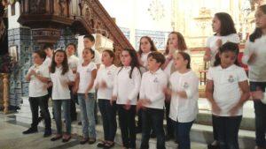 El Coro de Voces 'Ciudad de Isla Cristina' clausura el curso con un concierto