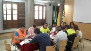 Celebrado el Comité de Playas en Isla Cristina
