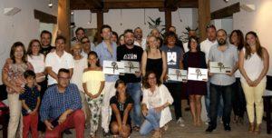 Entregadas en Isla Cristina las Distinciones Turísticas 'Un Mar de Luz'