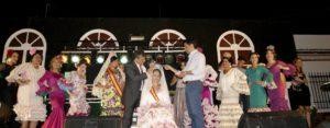 Proclamadas las Reinas Infantil y Juvenil de las Fiestas en Honor a María Auxiliadora de Pozo del Camino