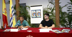 Cerca de 2.000 jóvenes se darán cita en el III Salón del Cómic, Mangaland en Isla Cristina