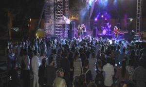 Éxito de la cuarta edición del AnfiRock Sound Fest celebrado en Isla Cristina
