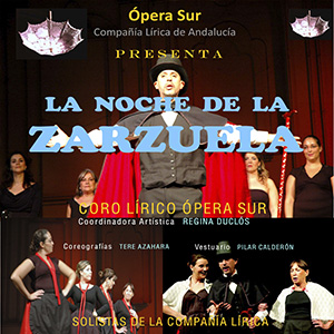 Noche de Zarzuela en Isla Cristina