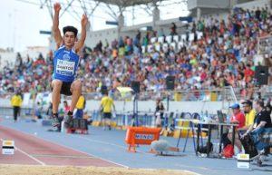 Héctor Santos «Bronce» en el Trofeo Internacional de Salamanca