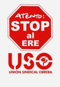 Delegados de USO del Comité de Isla Cristina presentan demanda contra el ERE