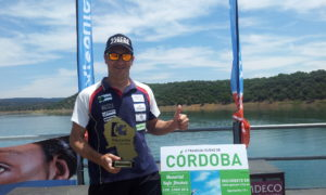 Rubén Gutiérrez, campeón de su categoría y 8º Clasificado Absoluto en Córdoba