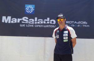 Rubén Gutiérrez no se baja de lo alto del pódium, esta vez en Rota y Sevilla.