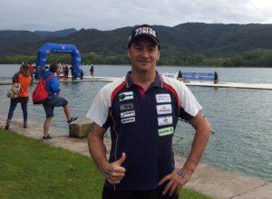 Grandes resultados de Rubén Gutiérrez en el Campeonato de España de Aguas Abiertas y la Travesía del Valle de Iruelas