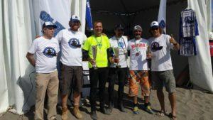 El isleño Diego Montero ganador del IV Torneo de Pesca en Kayak 'Ciudad de Isla Cristina'
