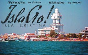 En Isla Cristina cuando hacen pop ya no hay stop