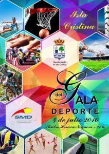 Mañana se celebra la Gala del Deporte de Isla Cristina