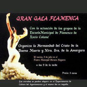 Gran Gala Flamenca en Isla Cristina
