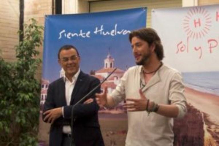 Este miércoles se estrena el vídeo de Manuel Carrasco promocional de la Provincia de Huelva