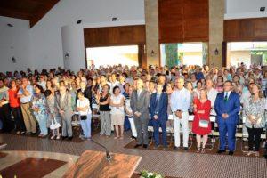 Consagrado el Altar Mayor de la nueva Iglesia de Islantilla