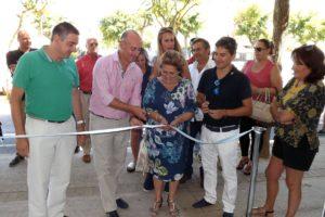 Islantilla inaugura el primer Centro de Recepción Turístico Tecnológico de la Provincia Onubense