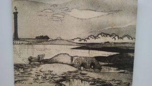 """Exposición-Homenaje al dibujante Manuel Garcés """"Lolín""""."""