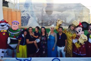Islantilla Inaugura su Primer Festival Infantil