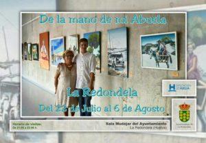 Isabel Contreras, La Rubia, y Ramón M. LLurí, Exponen sus Pinturas en La Redondela