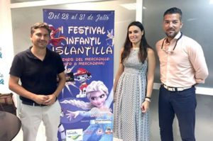 El Primer Festival Infantil de Islantilla Traerá la Magia de los Cuentos Clásicos