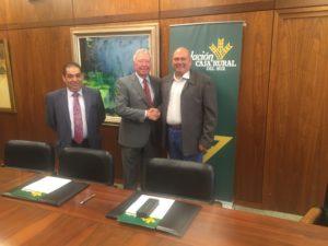 Fundación Caja Rural del Sur apoya a la Cooperativa Cerealista Campo de La Palma