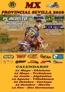 Inauguración del Circuito de MotoCross la Mina Motorsport de Villablanca