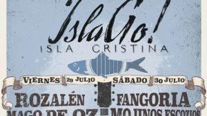 Isla Cristina celebra del 29 al 30 de julio el Festival Islago
