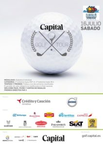 Islantilla acoge este sábado «El Capital Golf Tour»