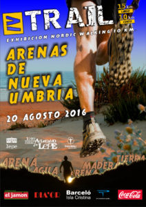 Lepe celebra el IV Trail – NW Arenas de Nueva Umbría