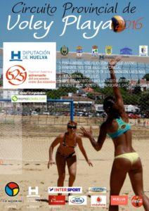 El circuito de voley playa llega a Isla Cristina