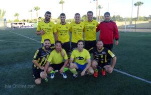 Siguen los goles y las emociones en el Campeonato de Verano de Isla Cristina