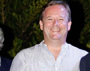 Juan Fernández Núñez, vuelve a ganar el torneo de golf contra el cáncer de Islantilla