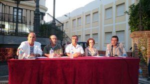 Isla Cristina acoge el Encuentro de Poetas por la Paz