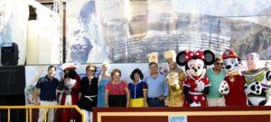 Inaugurado con éxito de público el I Festival Infantil dedicado al universo de Disney en Isla Cristina