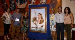 Presentado el Cartel anunciador de las Fiestas Virgen del Mar de la Punta del Caimán