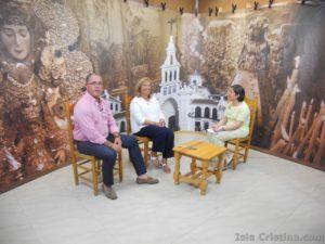 """Isla Cristina en «La Pará Rociera"""""""