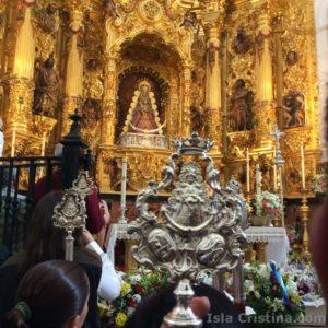 «Aromas de la Rocina» Cantará este viernes la Salve en la Hdad. del Rocío de Isla Cristina