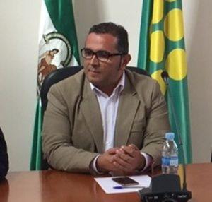 Salvador Gómez, presidente de la Asociación para el Desarrollo de la Costa Occidental de Huelva