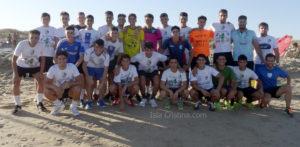 La Punta Juvenil de Liga Nacional, empieza la pretemporada 2016/17